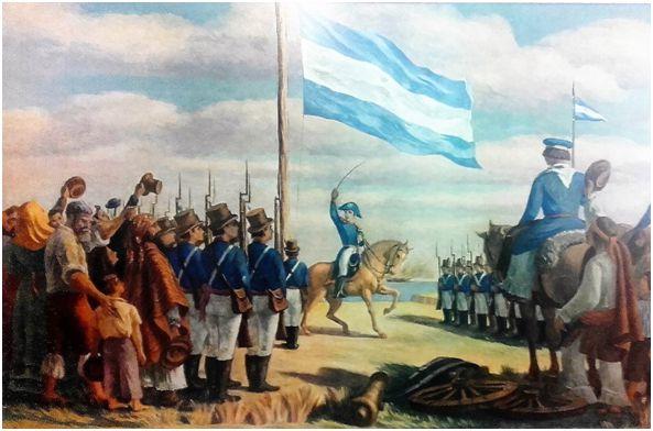 20 de junio, Día de la Bandera